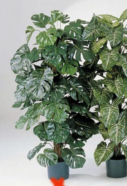 Splitphilo am Moosstab 120 cm | Kunstpflanze