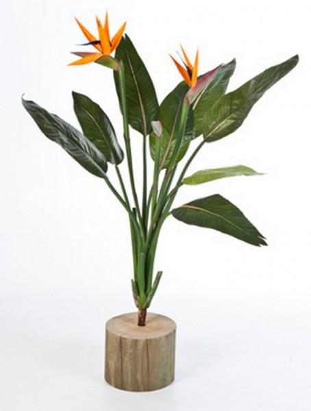 Strelitzia 100 cm | Strelizien Kunstpflanze