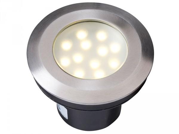 Aureus LED Einbauleuchte - warm Weiß